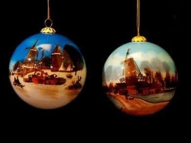 kerst molens