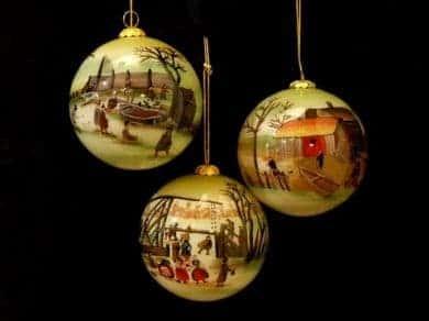 kerstlandschap