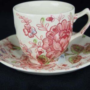 rose chintz