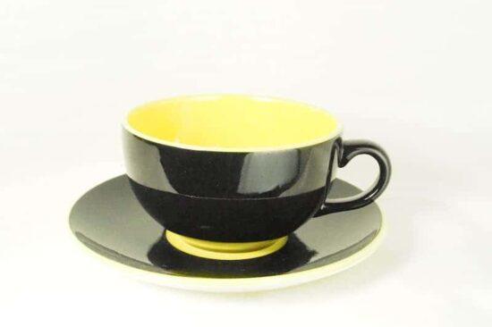 zwart geel