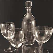 Glas kristal bestellen